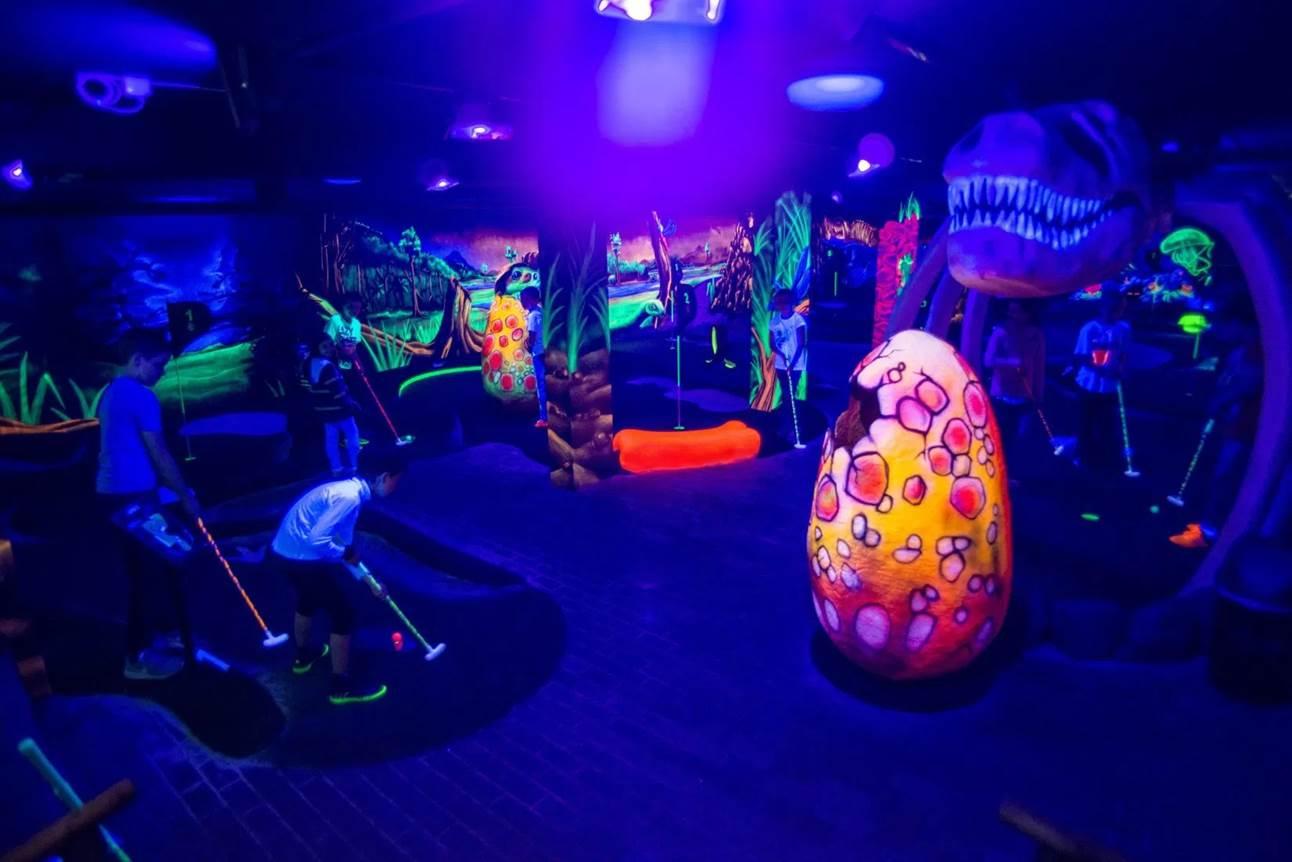 Minigolf Kids-Dinoworld