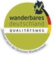 Siegel Qualitätsweg Wanderbares Deutschland